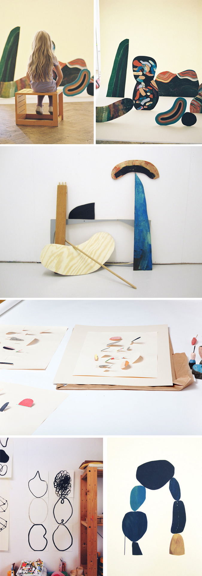 Here are some beautiful images of Malin Gabriella Nordin's work that I just discovered, from her website and blog.(via Lena Corwin)