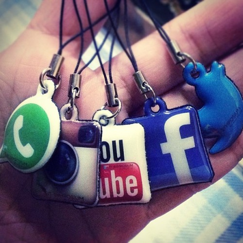 Gotta have 'em all! #SocialMedia @ITSym5 #UoB (at Home Sweet Home)