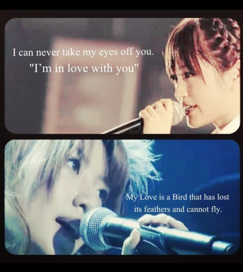 Because, Them not have a moment after acchan granduate.I made this again.