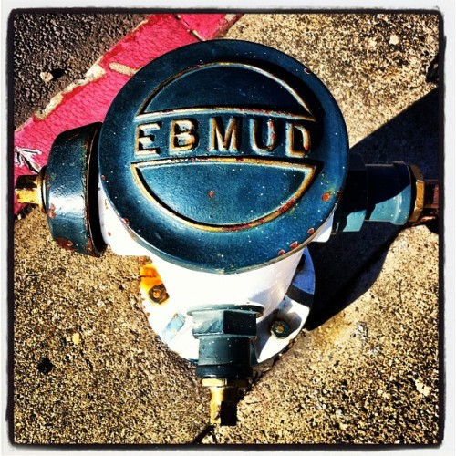 EBMUD #Oakland #EastBay #California  (at Laurel District, Oakland)