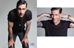 gthegentleman:  Matthew Fox (Photo: Mitchell McCormack Styling: Lisette Mora)