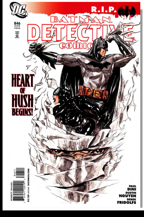 Batman Detective Comics #846