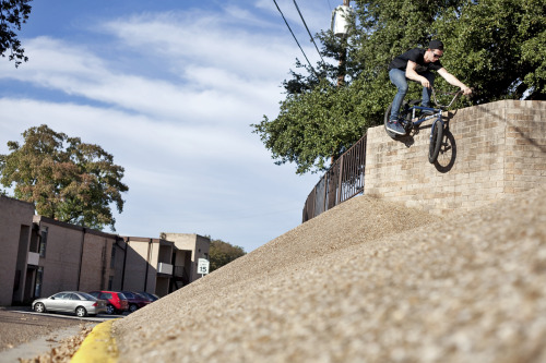 Pete Sawyer, Luc-e to 270, Austin, TX. I have been shooting photos for Merritt in Austin for the last week. Check out their website for more.