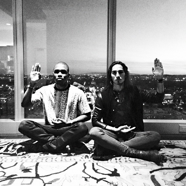Frank Ocean X Willy Cartier