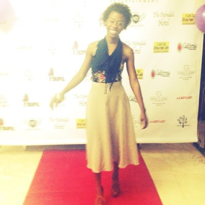 Be soulful / Humble Rhythm red carpet event.