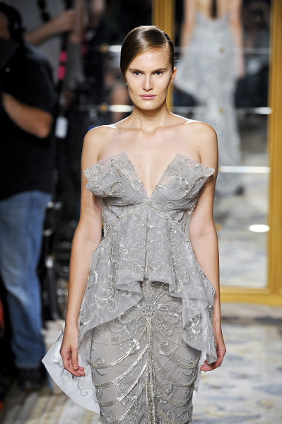 game-of-style:  House Stark - Marchesa spring 2012