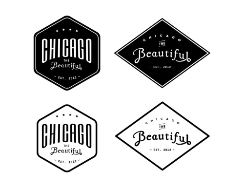 working on an identity for http://www.chicagothebeautiful.com/