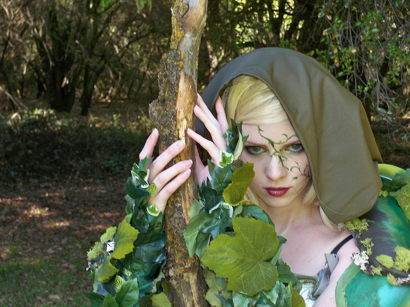cspranklerun:  Eternally Watching by *CSprankleRun Happy Cosplay Appreciation Day everybody! Have some Eternal Witness cosplay! May we see more MtG cosplayer's by this time next year :D