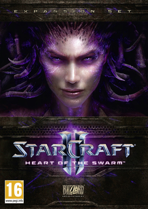 StarCraft II Heart of the Swarm coming March 12  Blizzard has finally revealed the release date for the upcoming expansion to Starcraft II Heart of the Swarm.