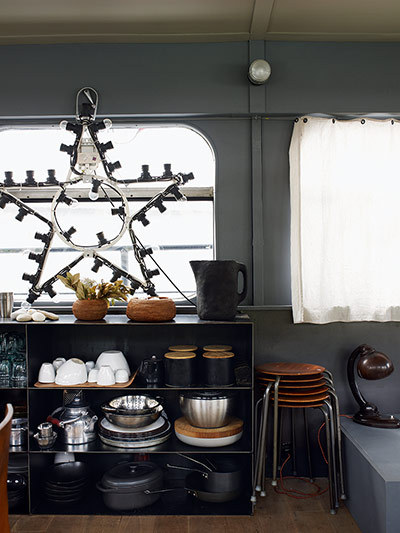 Source: Guardian More house boat…..good eh? love the grey and rather partial to the starlight too!