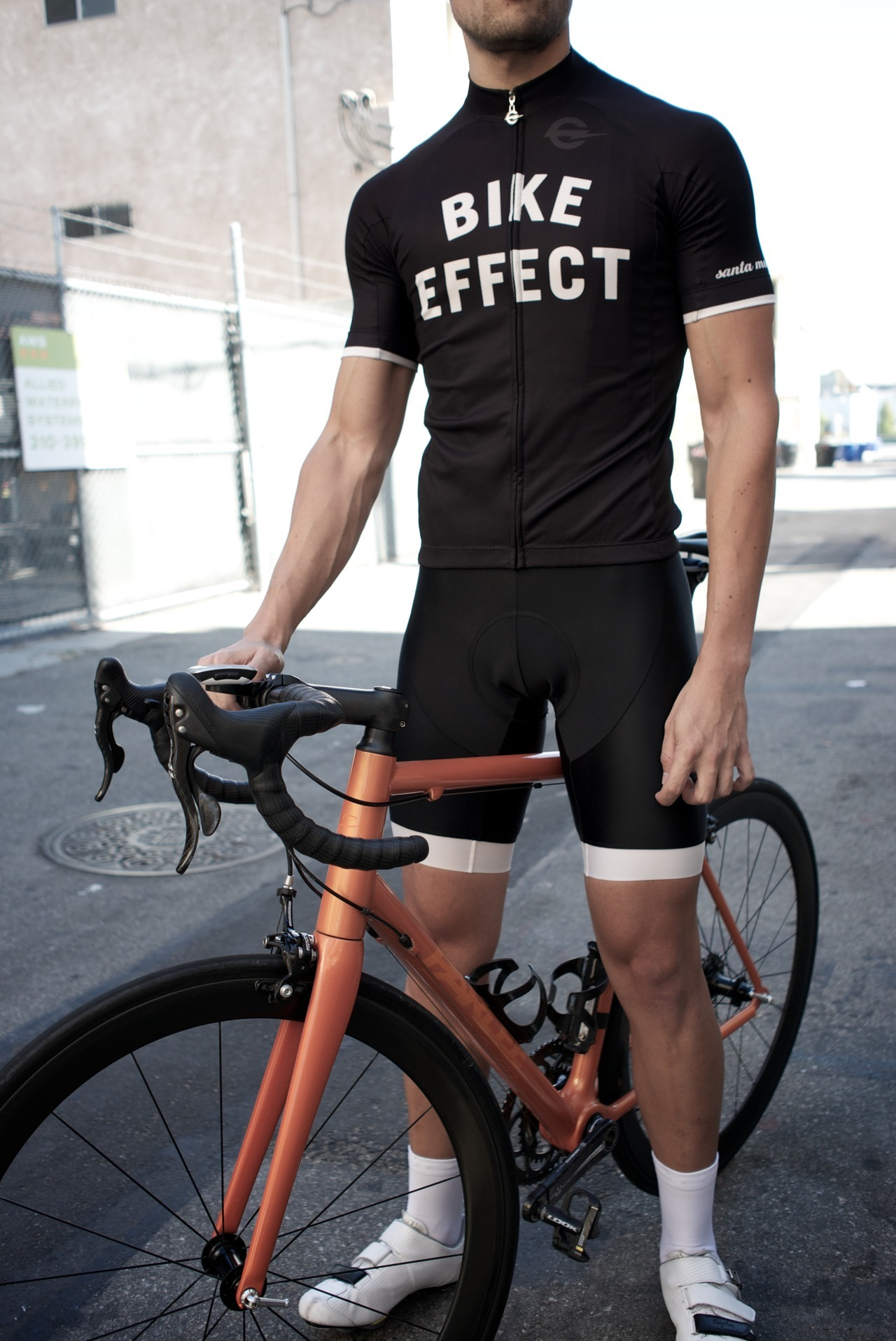 The Bike Effect kit pre-order window closes Sunday, November 18. Place your pre-order now to ensure that you are guaranteed a kit!   Stop by Bike Effect to try on our unisex kits and place your pre-order OR shop here. Women's kits are also available for pre-order and will look exactly the same as the unisex kits with one exception: women's kits offer shorts instead of bibs. If you would like bibs, please order the unisex bibs! Sizing runs the same.  Kits will be available beginning the first week of December…just in time for the holidays!