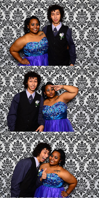 HFHS HOMECOMING 2012. Best homecoming ever. Had a lovely time with my date/bestfriend Anthony Rodriguez. Been down for three plus years and our friendship is the best. I Love Him :)