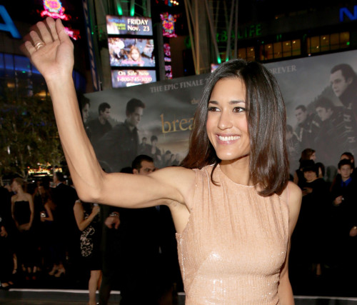Julia Jones || 'The Twilight Saga: Breaking Dawn Part 2' LA Premiere - November 12, 2012