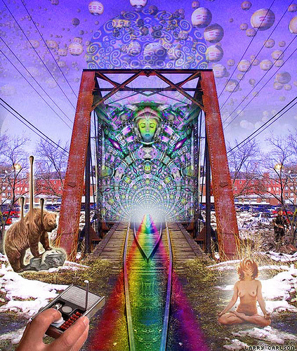 alteringminds:  Larry Carlson
