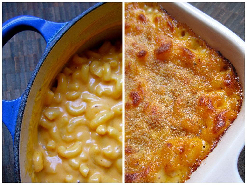 this is my go-to homemade mac and cheese recipe. it's super simple, pretty quick and tastes amazing. :D you can get the full recipe here, along with lots of tips and suggestions!