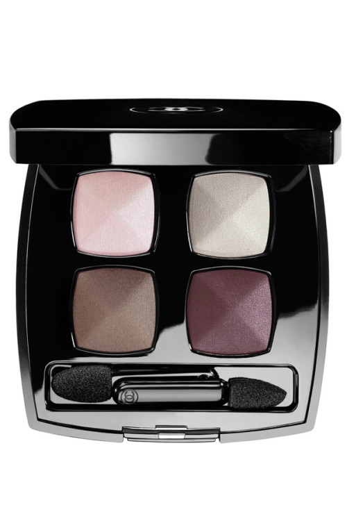Let your eyes speak volumes with Chanel's new fall beauty line, featuring dramatic mascaras and shimmering plum shadows. Check out the chic new collection here »