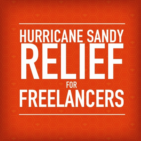 oxboxer:   As part of the Hurricane Sandy relief effort, freelancers are eligible for the Disaster Unemployment Assistance Program. So what does this mean? Eligible freelancers may be compensated up to $405/week through New York State's Depar