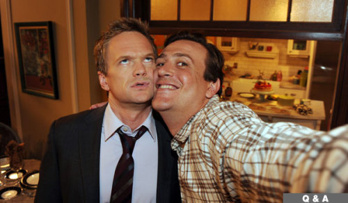 "Who needs the new Les Miserables when you can have Jason Segel and Neil Patrick Harris singing ""Confrontation""?"