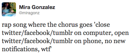thetangential:  Best/realest tweets of the week, 11/4-11/10/12