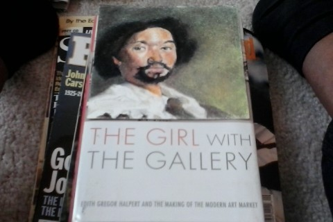 My homage to Velazquez. Book is not mine.