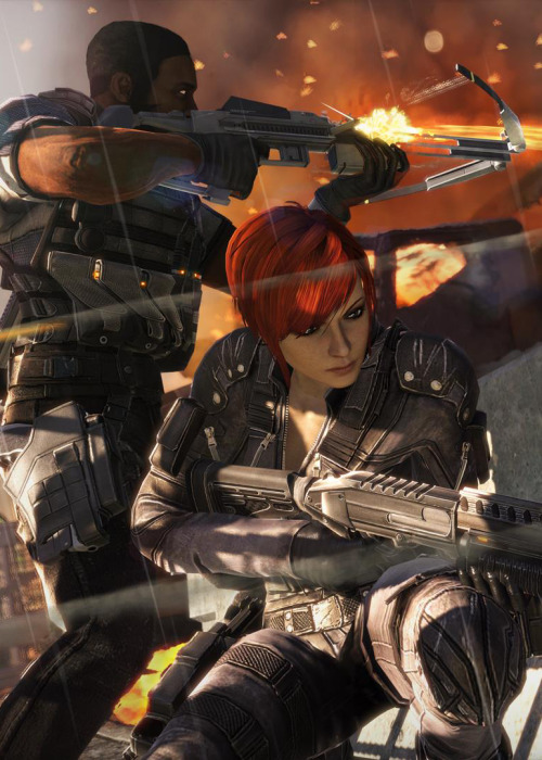 Insomniac's sci-fi shooter Fuse gets new screens  Insomniac Games have released a huge set of images for their co-op shooter Fuse, formerly known as Overstrike.