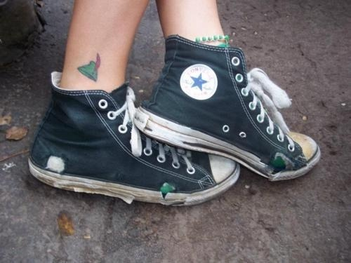 singingthroughlife:  Peter Pan tattoo