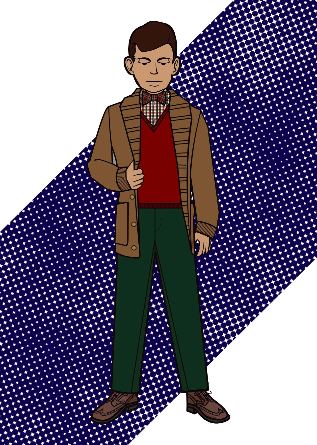 RFND Style Sheet 5: Shawl Neck Cardigan Style During the fall season, nothing beats a nice warm cup of apple cider and a shawl collar sweater. Shawls come in many different styles, colors, length and designs to suit your personal preference…READ MORE!