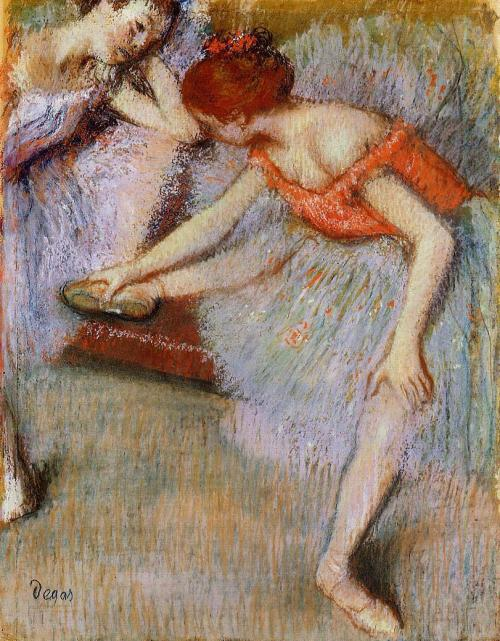 Dancers, Edgar Degas