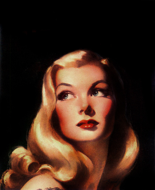 vintagegal:  Happy Birthday Veronica Lake  (November 14, 1922 – July 7, 1973)