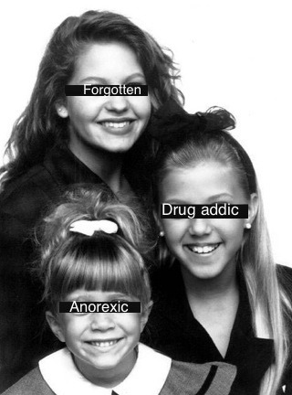 This makes me really sad.  I remember when I found out she did drugs and omg that was so sad.  OHMYGOSH!