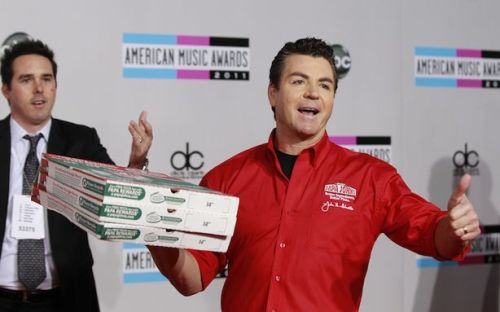 "Six reasons you should never eat Papa John's pizza 1) The pizza is terrible. 2) The guy above wants to raise prices and cut worker hours as a result of Obamacare. 3) They mass-text-spammed people in the middle of the night, leading to a $250 million class-action lawsuit. 4) ""Papa John"" Schnatter owns this house. 5) They don't have lava cakes. 6) Namesake competitor Jimmy John's is bringing back sprouts soon, and they deliver, too. (EDIT: Though, as it turns out, #2 applies to Jimmy John as well.)"