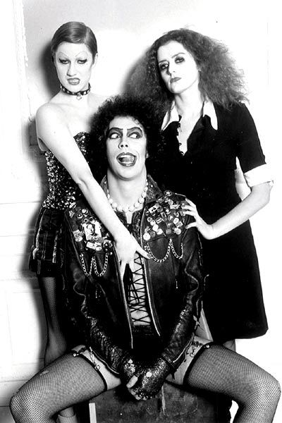 The Inaugural Wilson Rocky Horror Picture Show Live Cast! This Saturday at 7pm in Bryson Gym. Go on and give yourself over to pleasure! Dress up like its Halloween all over again!