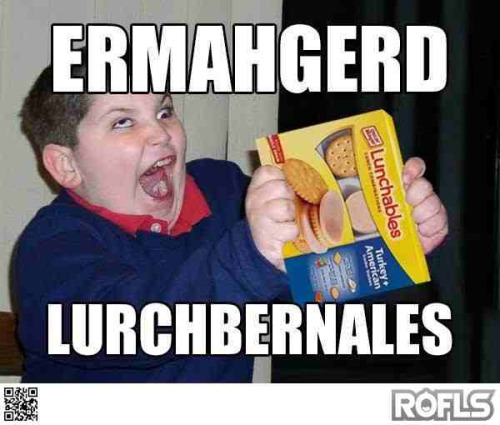 Lurchbernales are the best!