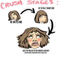Vol. #3/#40 Crush Stages