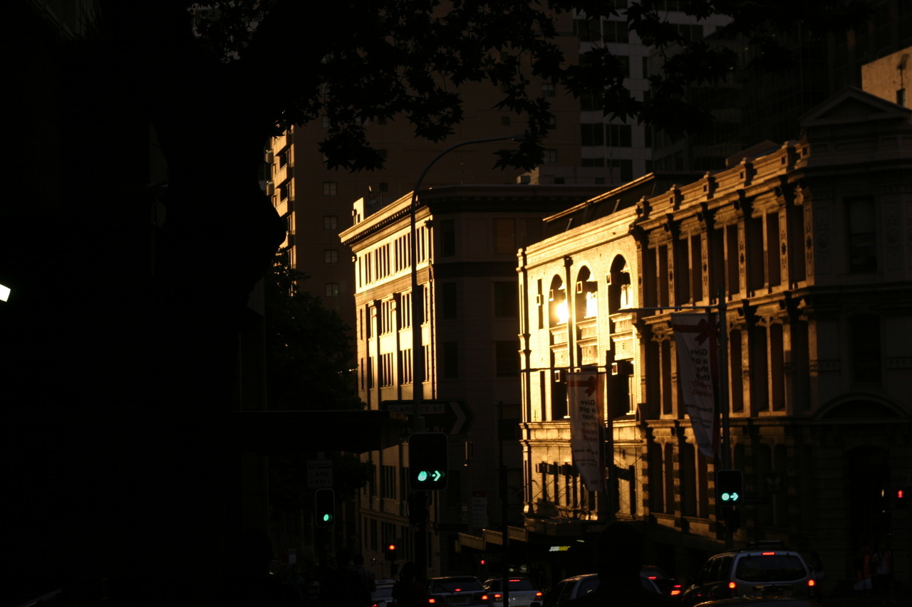 Druitt St, Sydney (my attempts at photography)