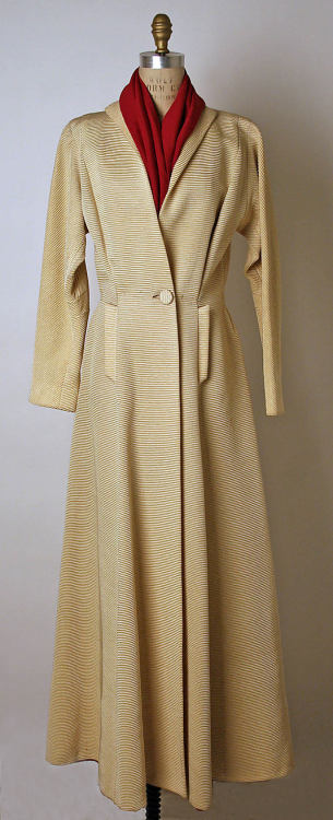 Coat Valentina, 1955 The Metropolitan Museum of Art