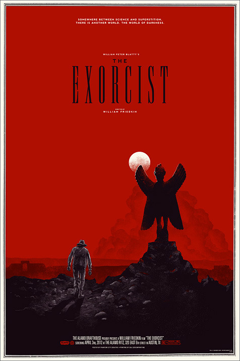 The Exorcist by Phantom City Creative