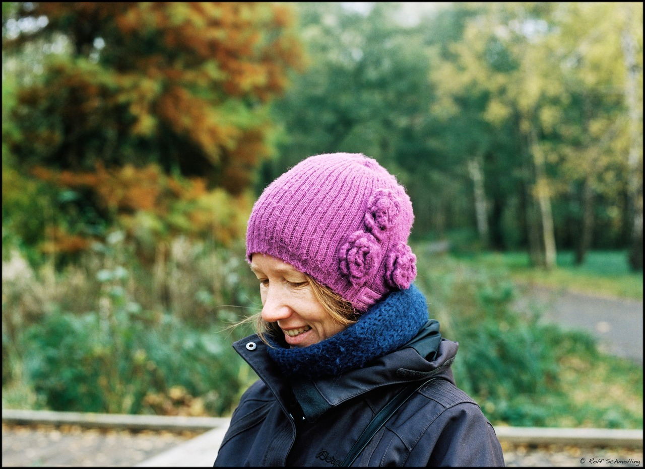 Portrait. November 2012 on Flickr. Zenza Bronica ETRSi (645) 2.8/75 MC on New Kodak Portra 400 @200, developed and scanned by Open-Eyes, Hamburg.