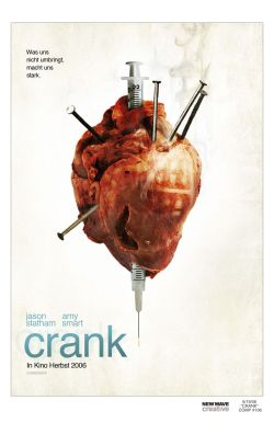 "Stark German ""Crank"" PosterView Postshared via WordPress.com"