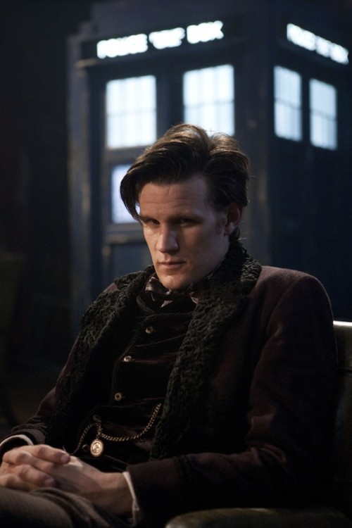 There's a brilliant new prequel to the Christmas Special starring Matt Smith as the Time Lord and featuring a number of familiar faces… If you need any more incentive to tune in we'll just add that it was written by Steven Moffat!Aside from that, there's a new, exclusive preview trailer of the Christmas Special that includes the first glimpse of the Doctor with his new companion… Both items will be on BBC One on Friday, 16 November and will be available to view online soon after their Children in Need premiere.Children in Need 2012 begins Friday 16th November at 7.30pm on BBC One.