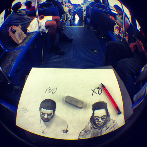 ovoxo-gang:  Working on it again. Going to school.