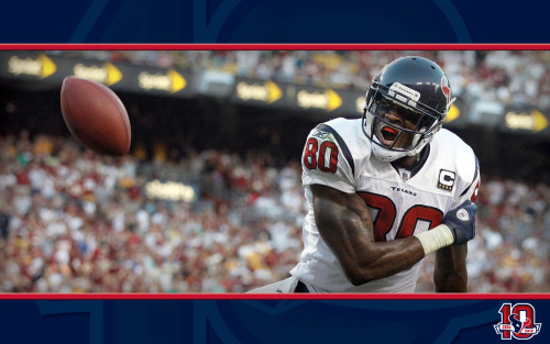 #ProCanes Wallpaper of the Day: Andre Johnson (via HoustonTexans.com)