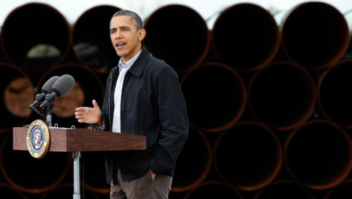 mothernaturenetwork:  Obama needs to face climate change, reject Keystone pipelineClimate activist Bill McKibben says now is the time for the administration to stand up to the richest industry on Earth.