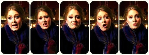 motheradele:  Sweet :*