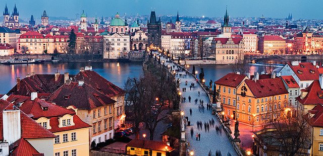 The Czech Republic - Prague: Magical by John & Tina Reid on Flickr.