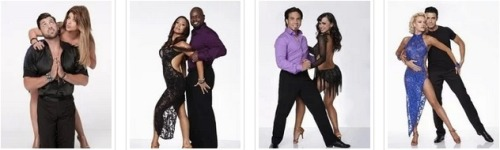 It was double elimination time on Dancing with the Stars last night. Click the pic if you want to learn who survived and who was sent home!