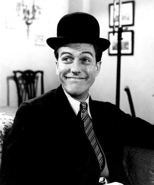 Monday Man  always-fair-weather:  Dick Van Dyke