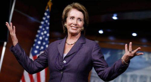 Nancy Pelosi to stay on as US House minority leader Politico: House Minority Leader Nancy Pelosi says she will remain in charge of the Democratic Caucus for the 113th Congress. Pelosi told Democrats that part of the reason she is staying is to help guide new Democrats who won the election last week.  Photo credit: AP