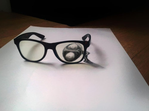 3D drawing… I whish I knew how to do that.