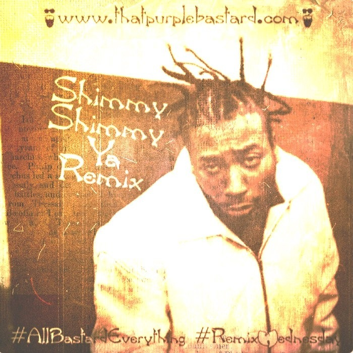 For the Bastard's sixteenth #RemixWednesday installment, he pays homage to one of his favorite rappers, the original Bastard: ODB.